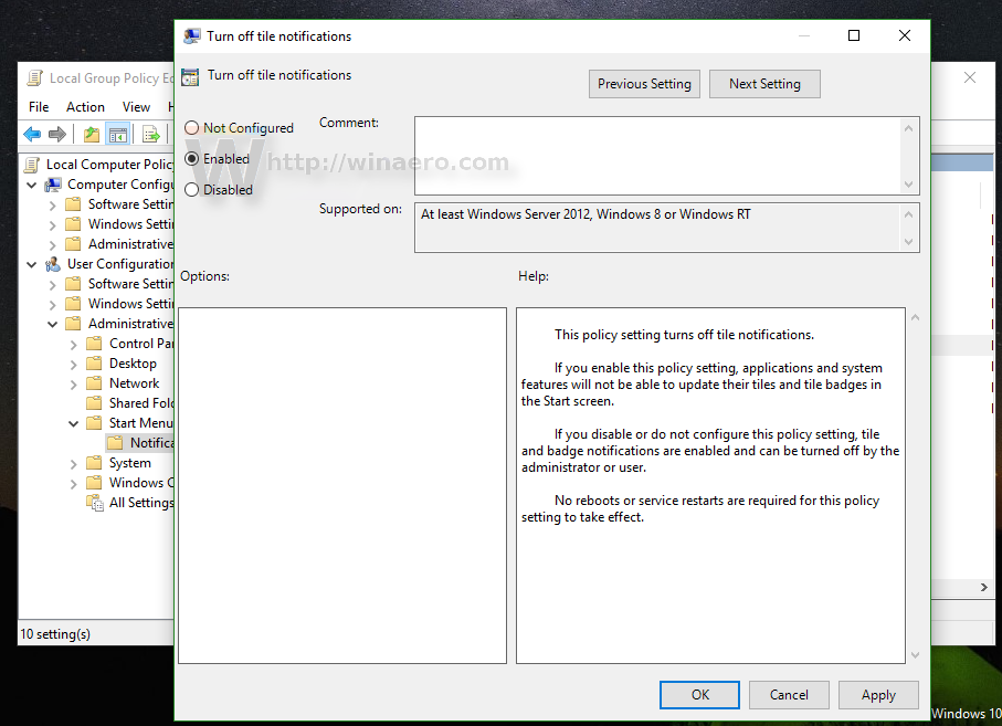 windows 10 how to add tiles to start menu