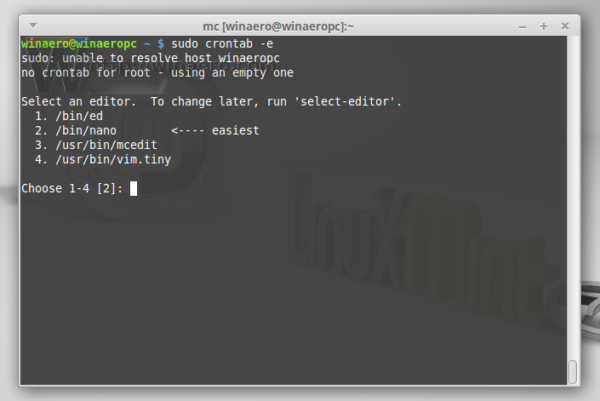 How to set time from the Internet (NTP) in Linux Mint 17