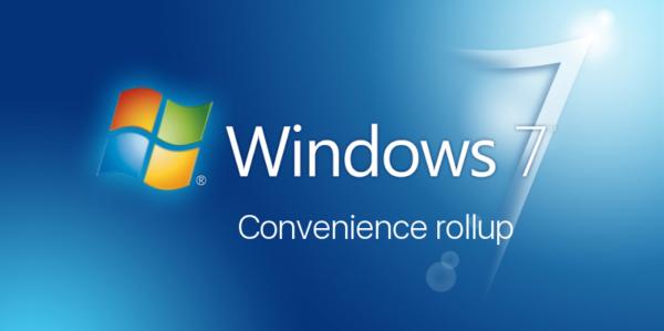 Windows 7 Convenience rollup