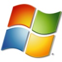 Windows 7 icon logo