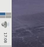 XFCE 4 vertical bar wrong orientation clock only