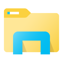 The evolution of the File Explorer icon in Windows 10