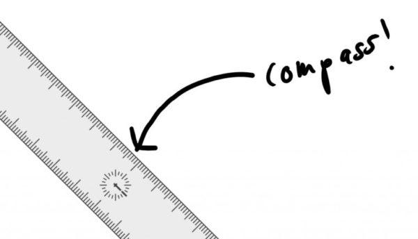 ruler-compass