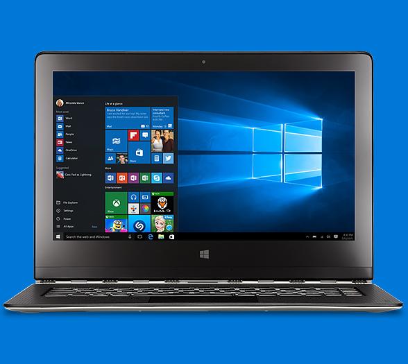 Windows 10 laptop 5