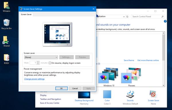 Windows-10-screensaver-personalization