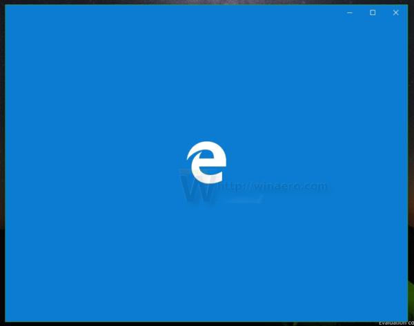 edge splash default color