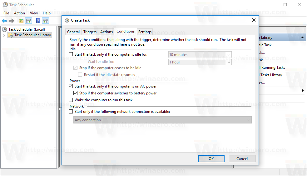 Create elevated shortcut to skip UAC prompt in Windows 10