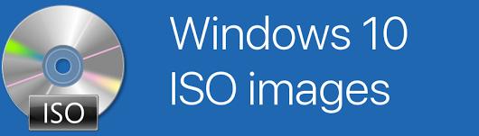 Windows iso images logo banner