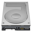 disk sata harddrive icon