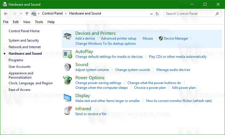 Enable startup sound in Windows 10