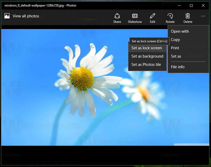 Change lock screen background in windows 10 - Set video as wallpaper ...