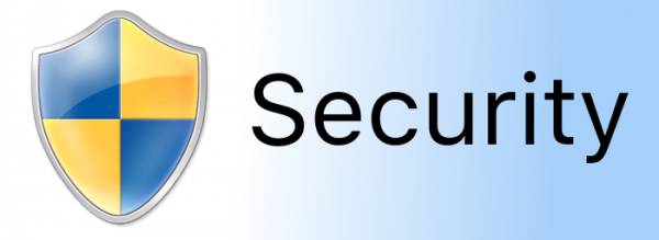UAC security logo banner