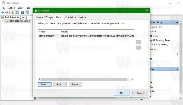 Windows 10 Anniversary Update Disable Lock screen