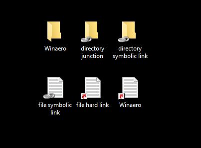 overlay icons