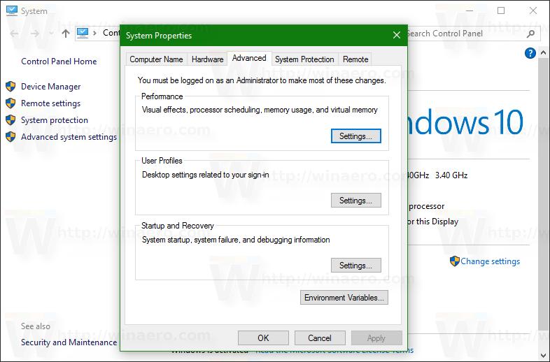 Enable Windows Defender Sandbox in Windows 10