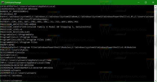 windows-10-cmd-set-environment-variables