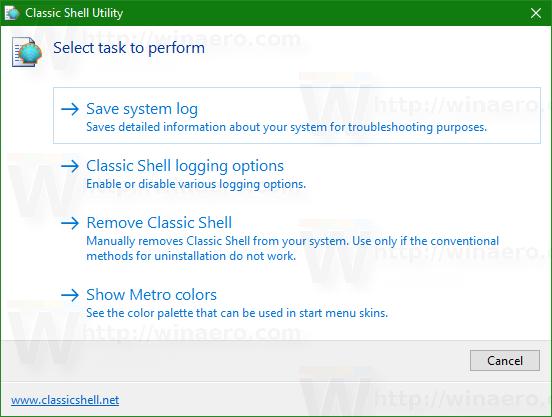 classic-shell-utility
