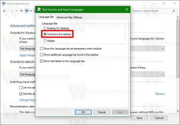language-bar-docked-option