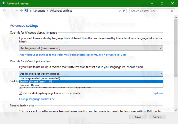 set-default-language