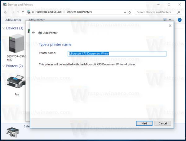 microsoft-xps-document-writer-name-printer
