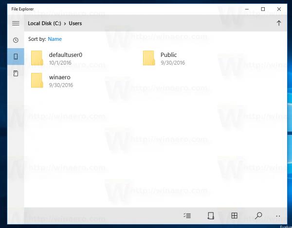 uwp-file-explorer
