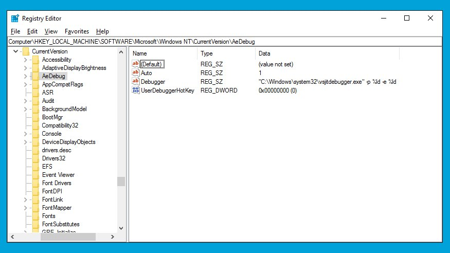 Image: windows 7 registry editor | computerworld.