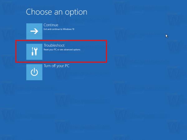 select-troubleshoot