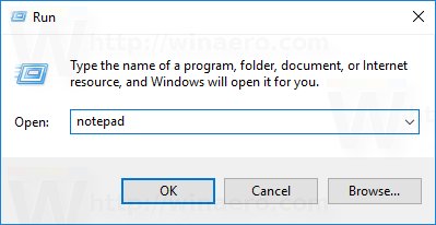 windows-10-run-notepad