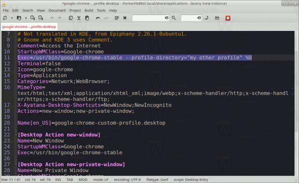chrome-edit-desktop-file
