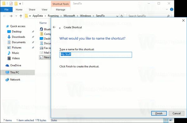name-folder-shortcut