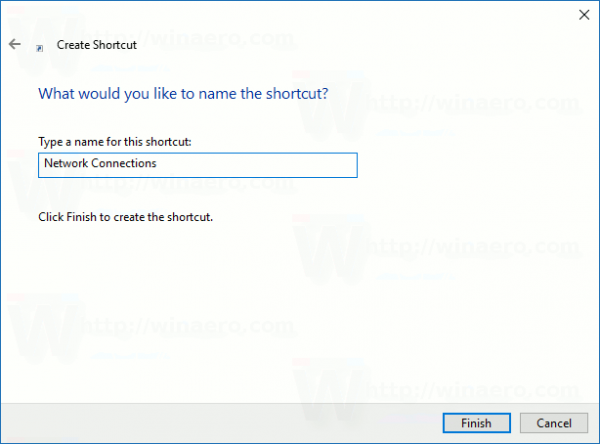name-shortcut