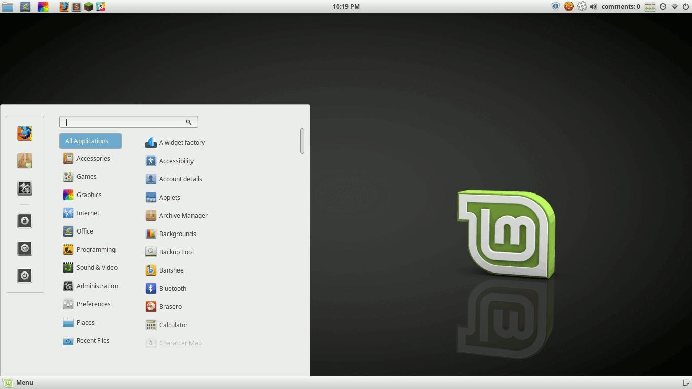 Linux Mint 18 3: Cinnamon 3 6 Improvements, FlatPak Support