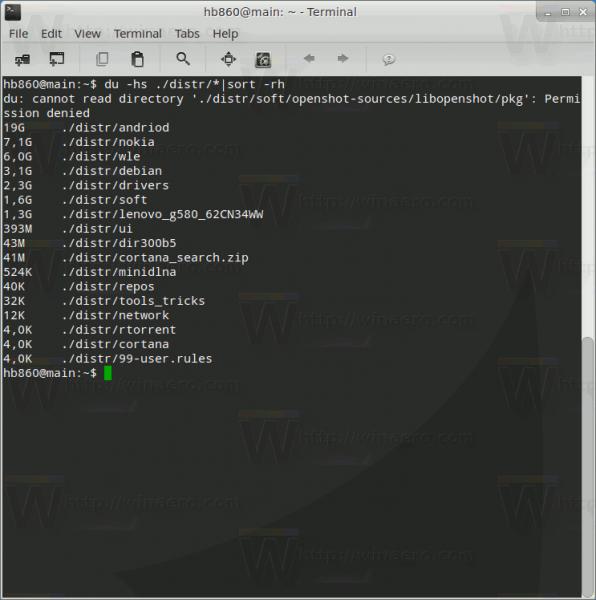 linux-largest-file-or-folder-sorted