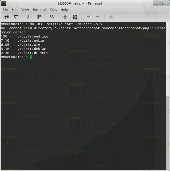 linux-largest-file-or-folder-sorted-top-5
