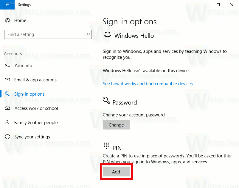 how to add a user windows 10