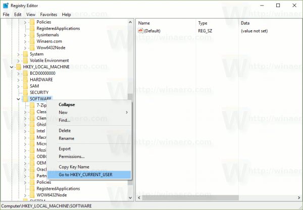 windows how to open registry editor