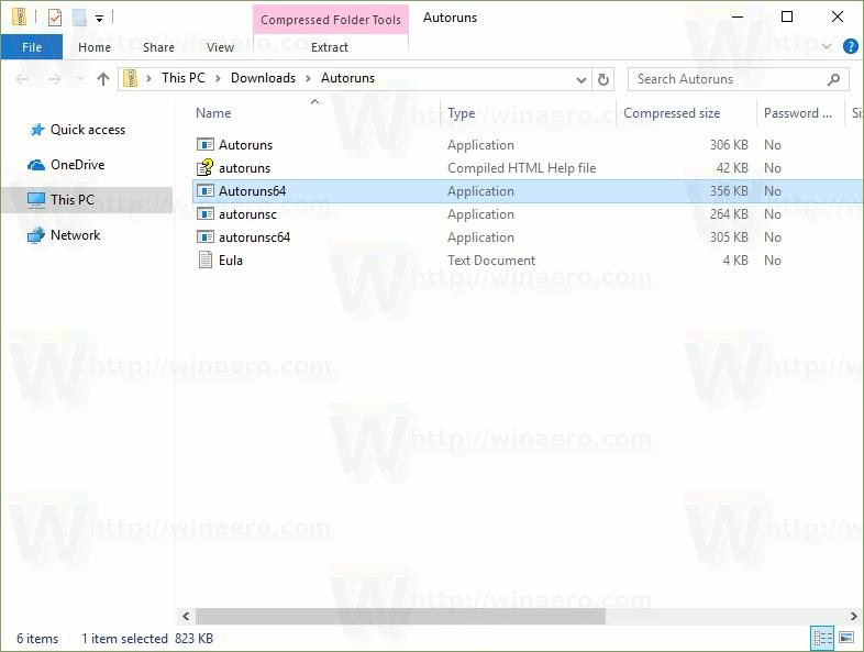 windows 10 startup programs remove
