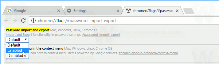 Export Saved Google Chrome Passwords to a File