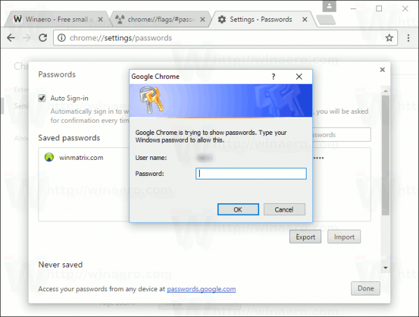 How To Import Passwords From Google Chrome To Firefox How to