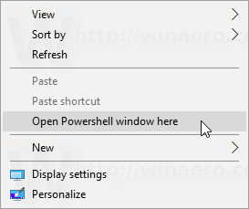 Windows 10 build 14986 replaces Command Prompt with