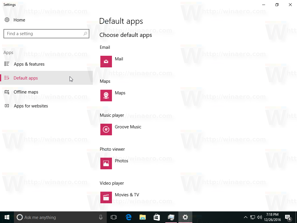 how to delete windows default apps