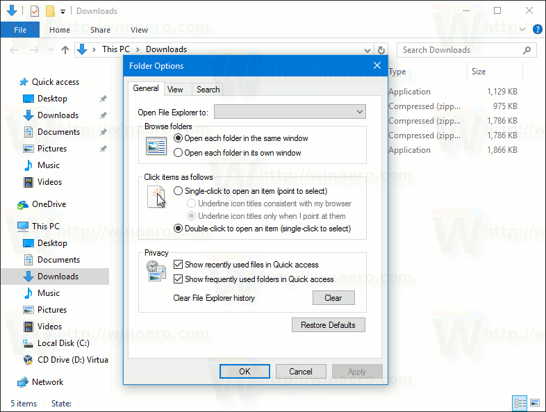 how to open file without windows explorer