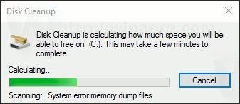 low-disk-analyze