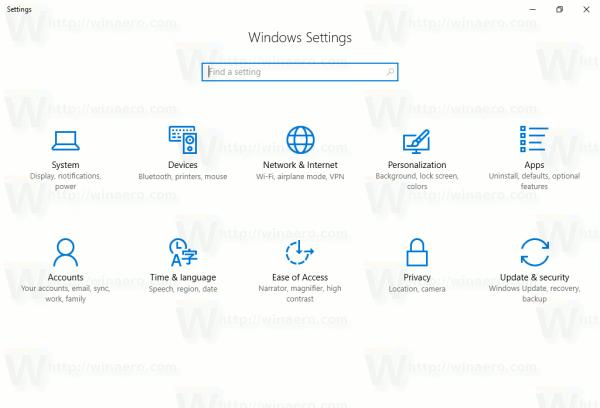 Pause Windows Updates in Windows 10 Creators Update