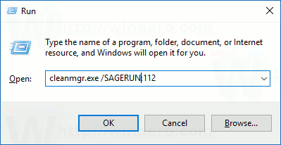 Create a Preset for Cleanmgr (Disk Cleanup)