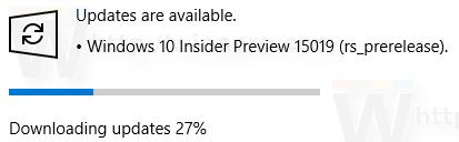 15019 Download Progress