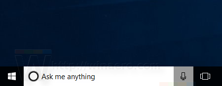 Cortana Opaque Hightlight