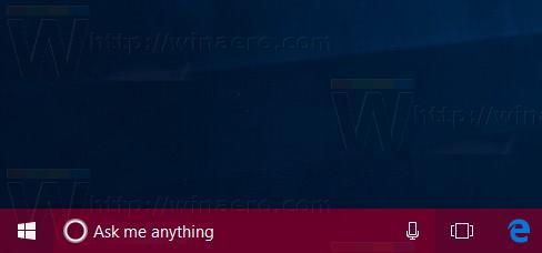Cortana Transparent Background Pink
