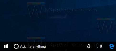 Cortana Transparent Background