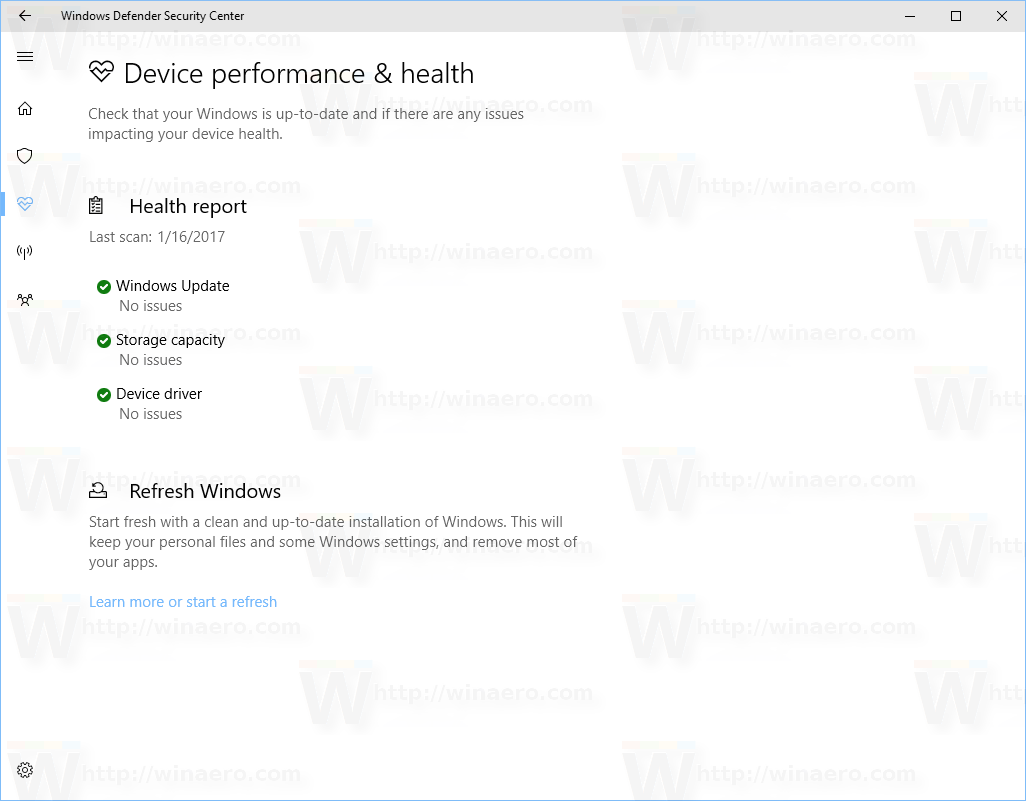 Device Performance And Health 1